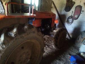 Traktor fiat 441