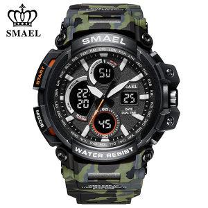 SMAEL Military sportski army G Shock sat