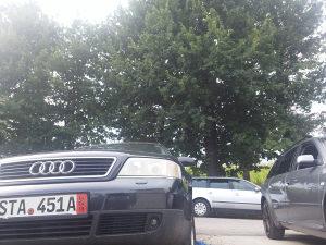 Branik / karambolka Audi A6 c5 prednji prednja