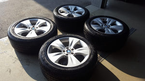 Alu Felge Feluge BMW X5 X3 X6  5x120 19  Kao nove !!