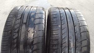 Gume 255 35 19 Michelin  ljetne 2 gume