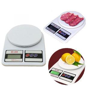 Digitalna kuhinjska vaga mjeri do 10 kg