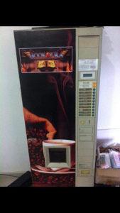 Rhea vendors espreso aparat samousluzni aparat