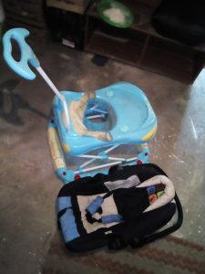 Sjedalica i nosiljka