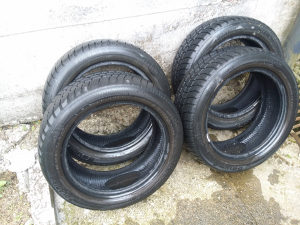 4 gume Barum Polaris 3 M S 195/50 R15 ms