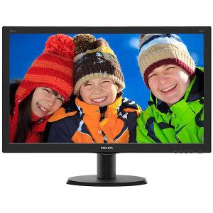 "PHILIPS Monitor LED V-Line 23.8"" IPS-ADS 16.9 1920x1080"