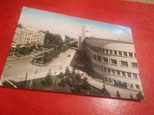 Crno bijela razglednica Novi Sad