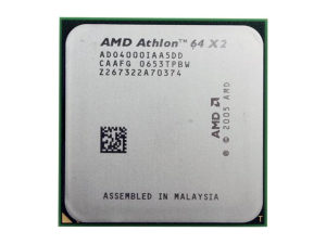 AMD Athlon 64 X2 Dual Core 4000+ 2.1 GHz
