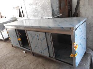 INOX radni sto
