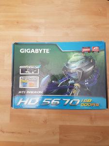 Grafička Karta GIGABYTE HD5670 1GB GDDR5
