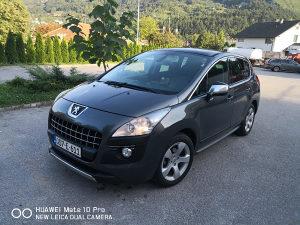 Peugeot 3008, allure!