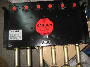 Radio Duplexer Motorola Celwave144-160Mhz