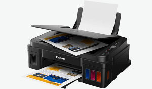 MF PRINTER CANON PIXMA G2411 + Dodatni set tinti
