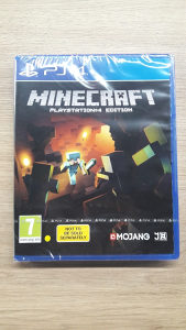 Minecraft PS4 (Playstation 4)