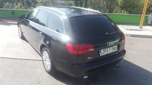 Audi A6 extra stanjee registrovan