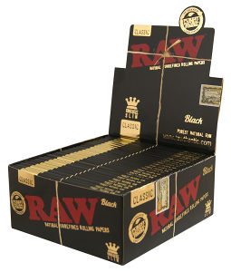 Raw Black KS Slim