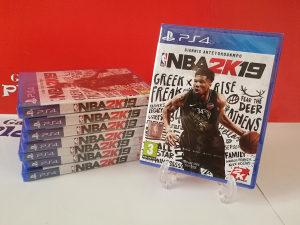 NBA 2K19 (Playstation 4 - PS4)