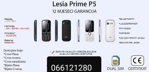 Mobilni telefon / Lesia