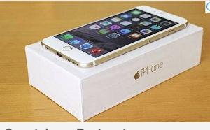 iPhone 6 zlatni