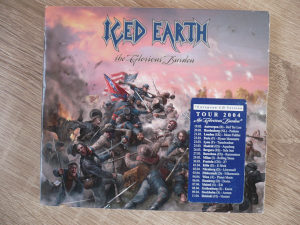 Iced Earth-The Glorious Burden