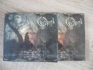 Opeth-The Candlelight years box 3 cd  set