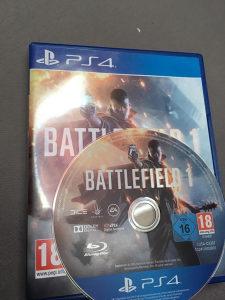 Batllefield 1 PS4