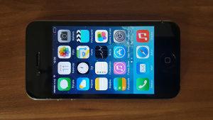 IPhone 4, 16GB, crni, sve otključano, garancija