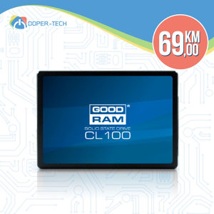 SSD GOODRAM CL100 120 GB
