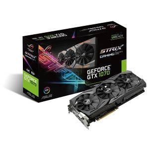 Nvidia Asus Strix Gaming 1070 8GB DDR5
