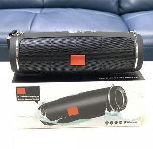 Veliki Bluetooth Zvucnik T&G DRUM Sivi/Bes.Dostava