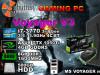 TOP Gaming Voyager V3 i7-3770 1050Ti 4GB