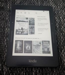 """Kindle Voyage e-Book čitač  6"""" High-Res Display 300 ppi"""