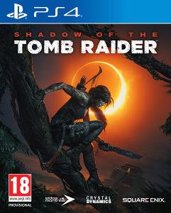 SHADOW OF THE TOMB RAIDER PS4. NA STANJU