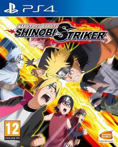 NARUTO TO BORUTO: SHINOBI STRIKER PS4