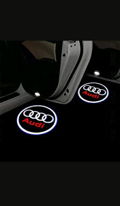 AUDI Logo projektor LED x 2 / Dost.besplatna