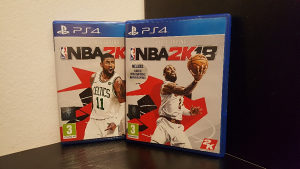 NBA 2K18 (PS4 - Playstation 4)