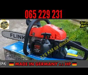 Motorna pila Flinke Germany 3.9 ks