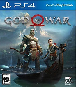 GOD OF WAR (PS4 / PlayStation 4)