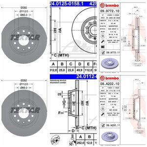 AUDI Q3 diskovi i disk plocice