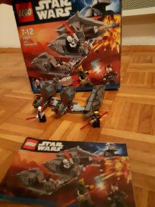 LEGO 7957 STAR WARS SITH™ NIGHTSPEEDER -