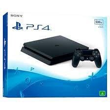 Playstation 4 Slim+Dva Dzojstika Slim+PES 2018