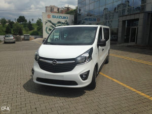 Opel Vivaro 1.6 CDTi L2H1- u dolasku!