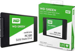 SSD WD Green WDS120G2G0A