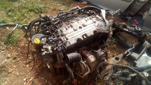 Mazda 2.0 dizel.motor mjenjac i ostalo.2004 godina
