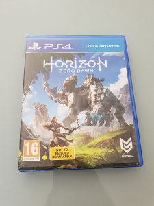 Horizon Zero Dan (PS4)