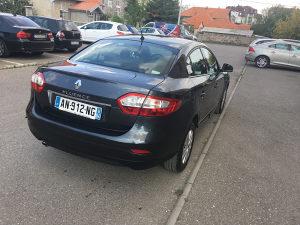 Renault fluence 1,5dci 119000km 2010god