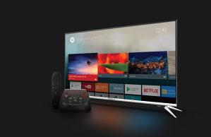 """TV 43"""" Tesla 43S901SUS Android 4K Game konzola"""