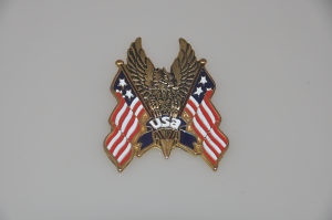 Amblem USA Eagle za choper-custom motocikle