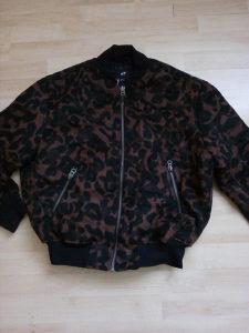 H&M muška jakna bomber NOVA