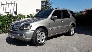 Mercedes-Benz ML 270 Final Edition Facelift 2005
